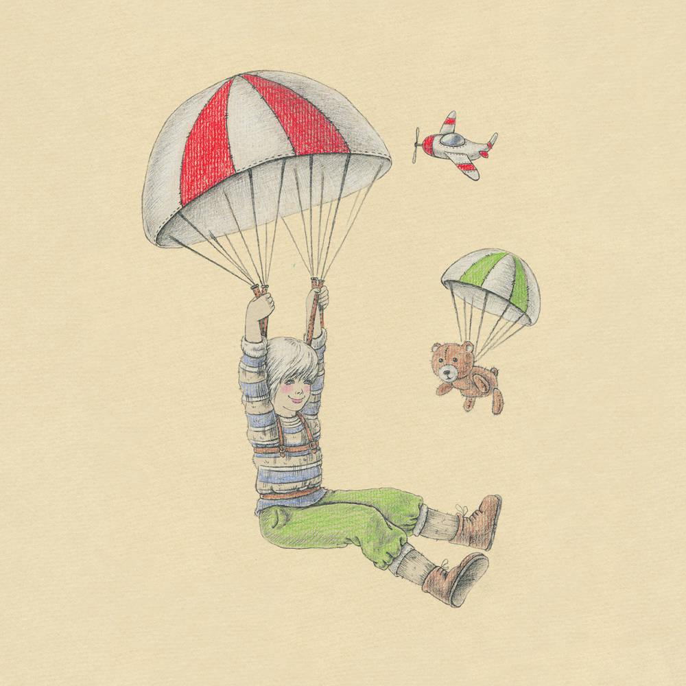 Parachute jump (прыжок с парашютом)