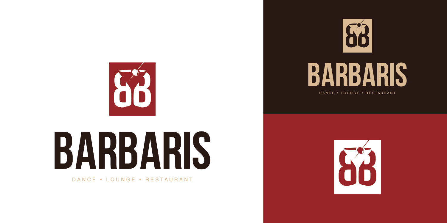 BARBARIS - logotype