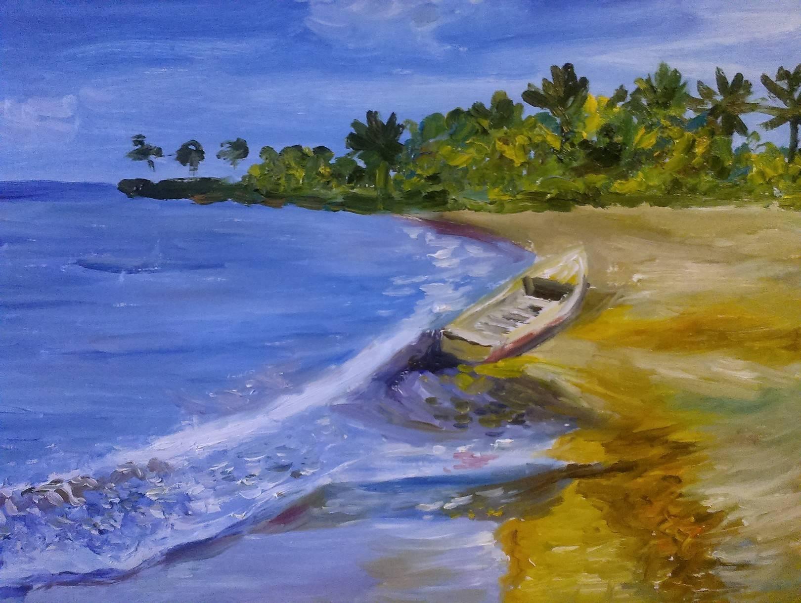 Пляж Ямайки
