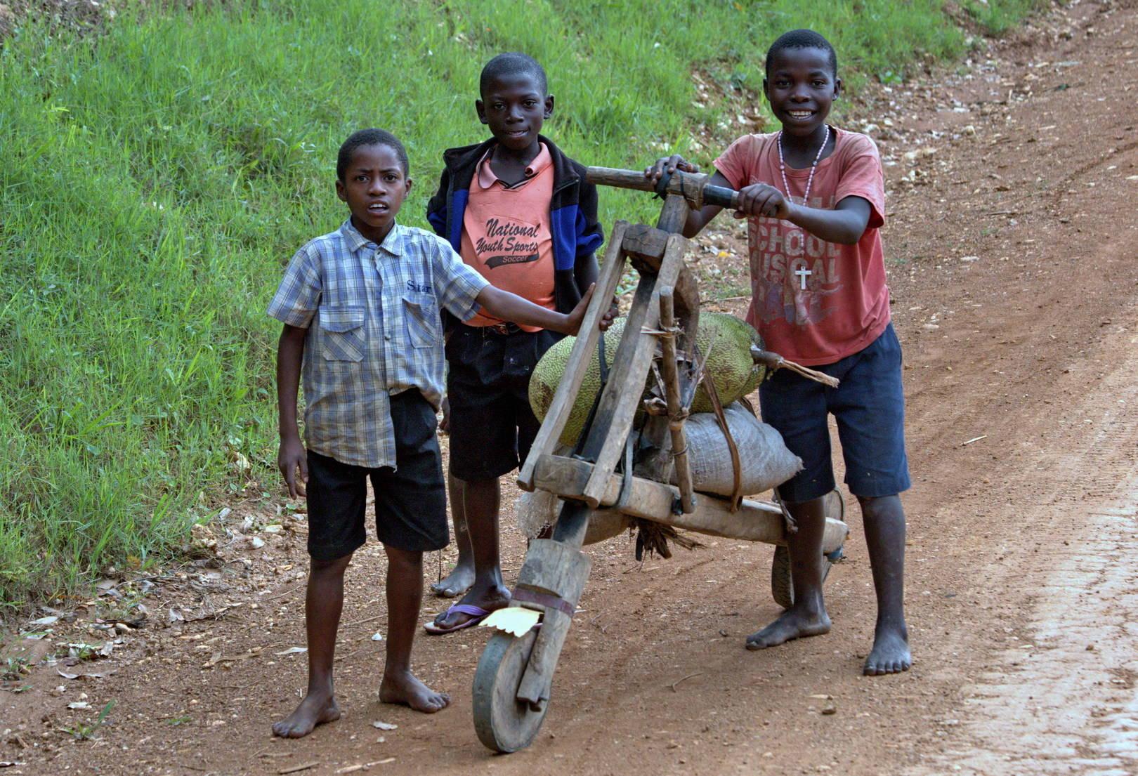 Дети Африки (Children of Africa)