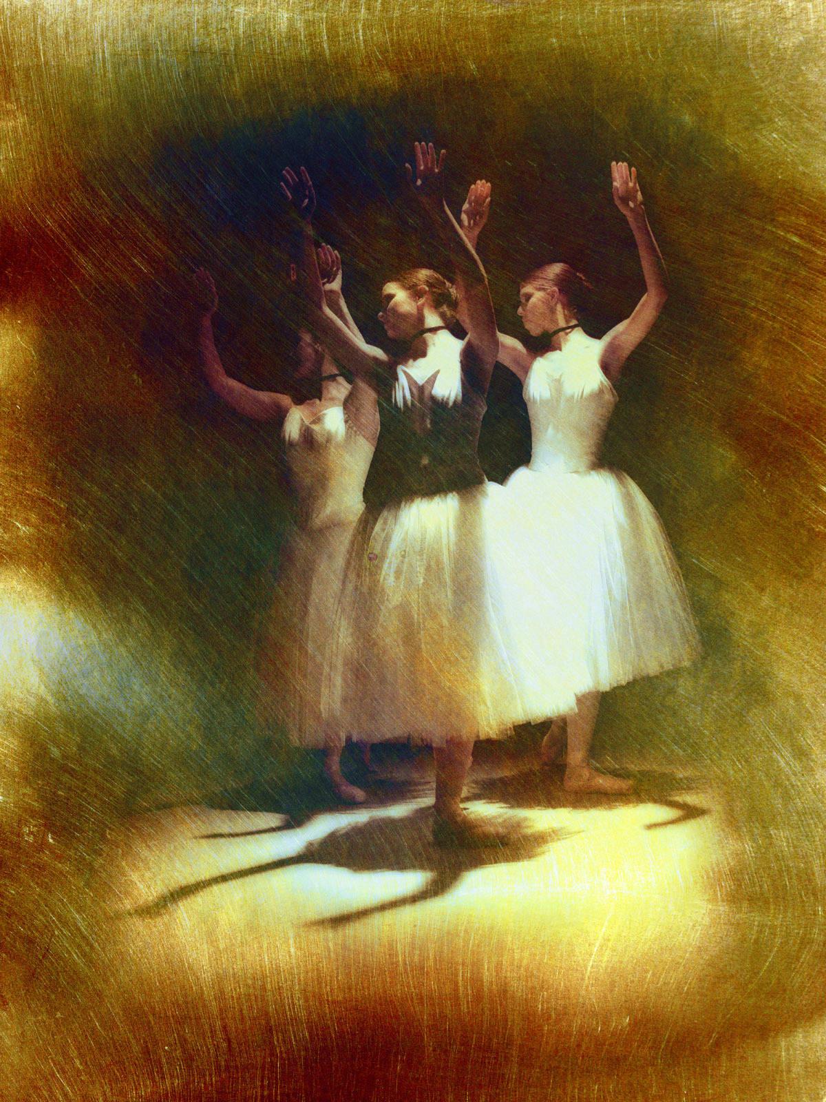 dance... dance... dance...