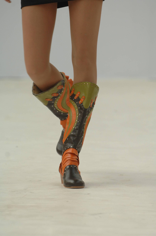 """коллекция обуви """"Эклектика"""""""