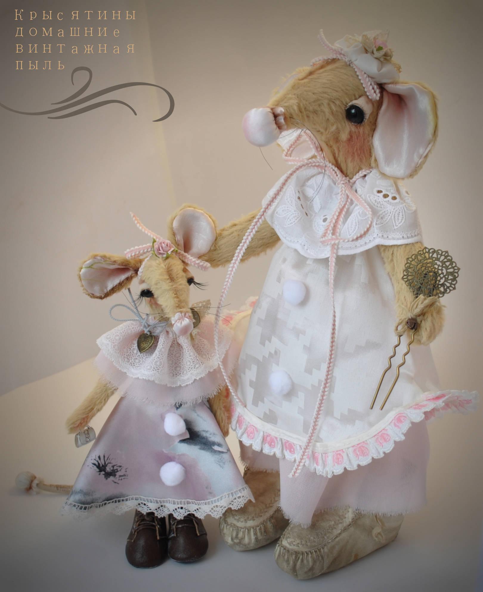 Авторские игрушки и куклы