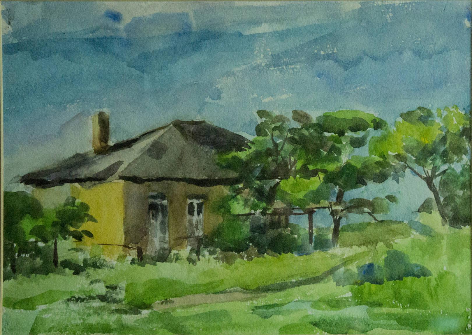 Жёлтый домик 2