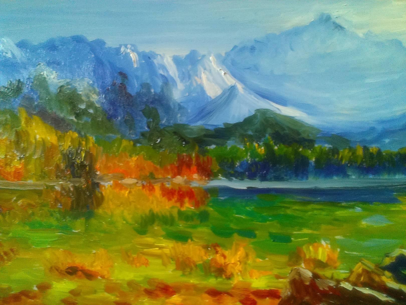 Озеро Тургояк 2