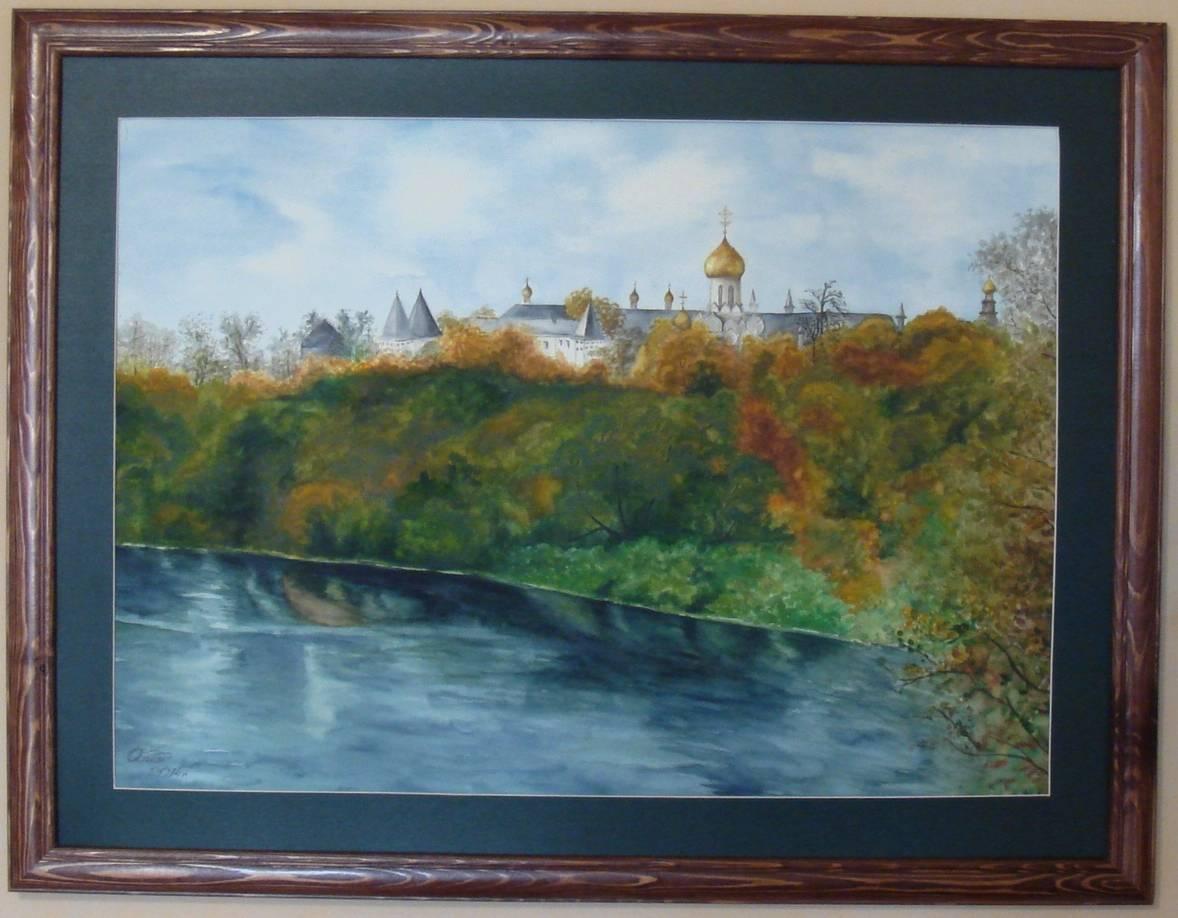 """""""Звенигород, Саввино-Сторож. монастырь"""