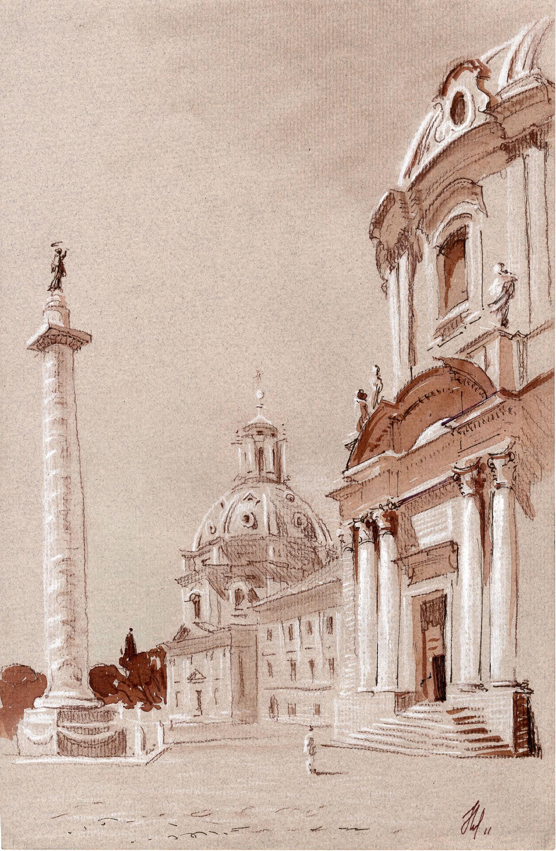 Виды городов Италии