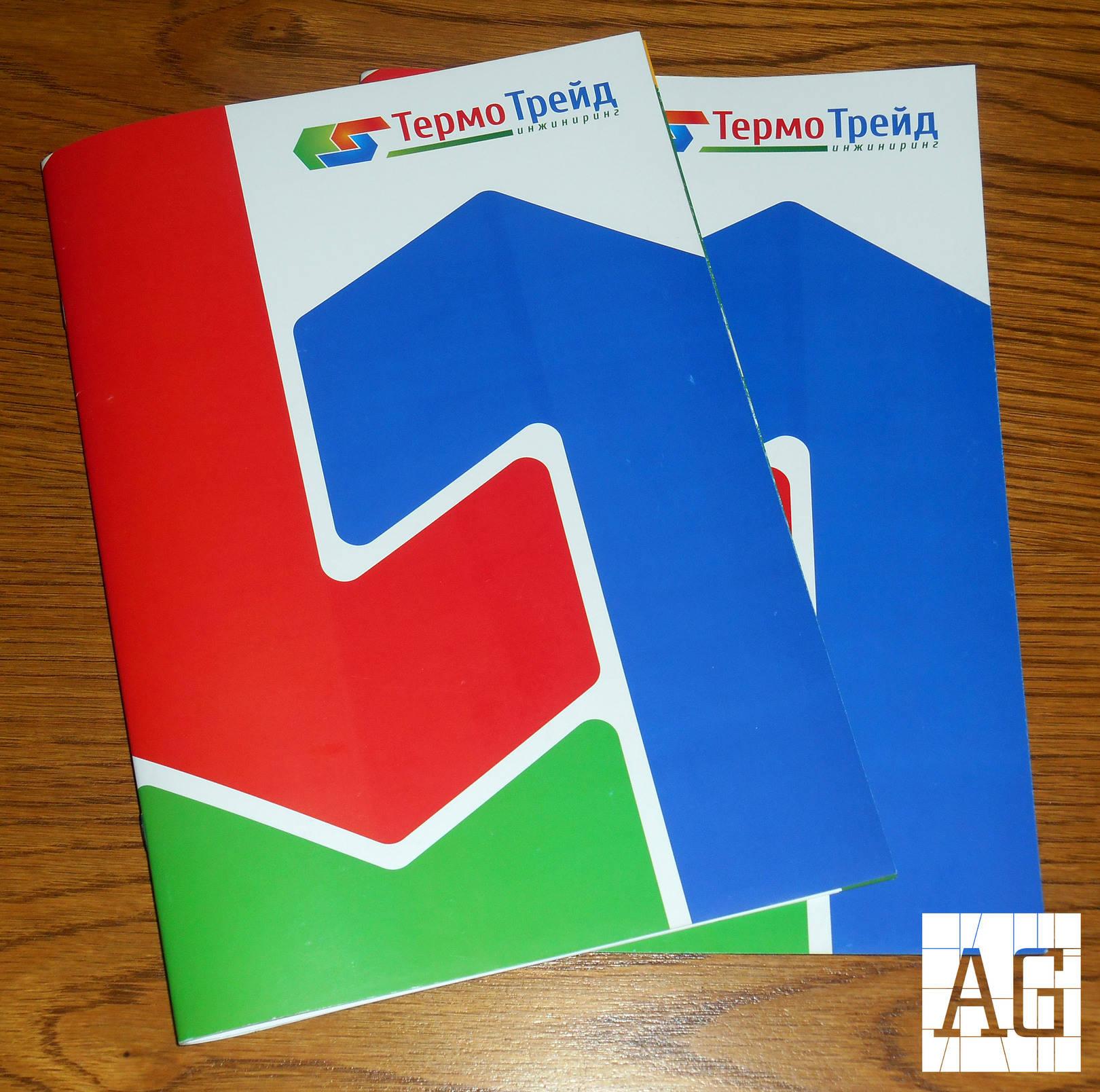 Каталог продукции для компании Термотрейд на 2014 год