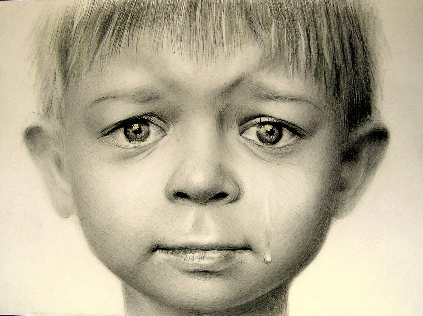 Малыш Жерве у которого Жан Вальжан отнял монету в сорок су