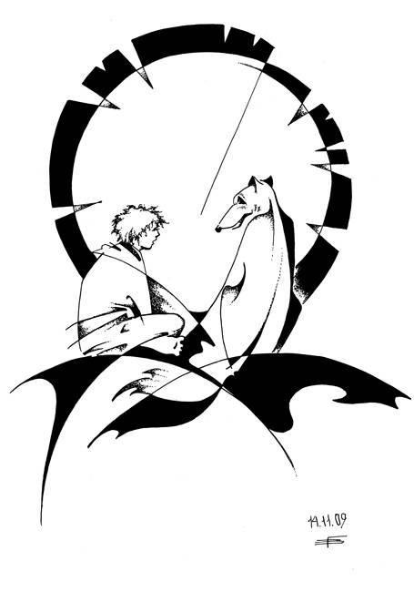 """""""Little Prince"""" Antoine de Saint Exupery"""