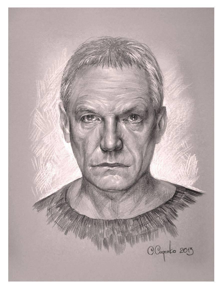 Мастер. Портрет Александра