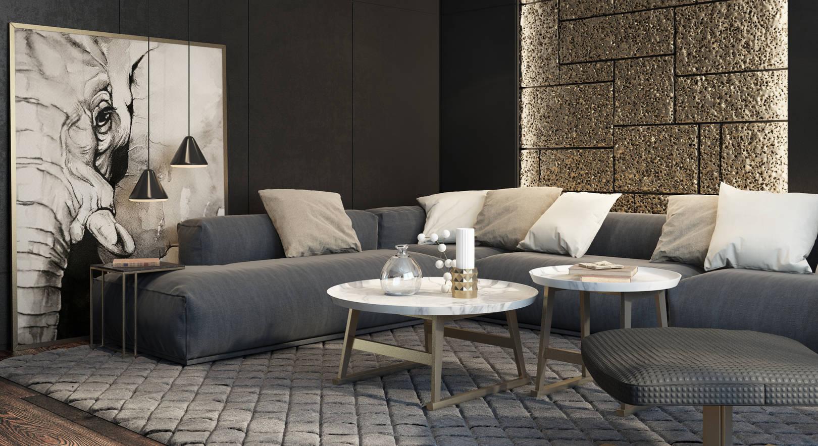 Dubai Apartment Iryna Dzhemesiuk Vatikam