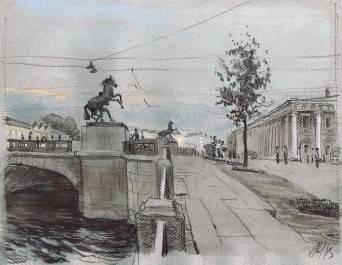 Виды Санкт Петербурга