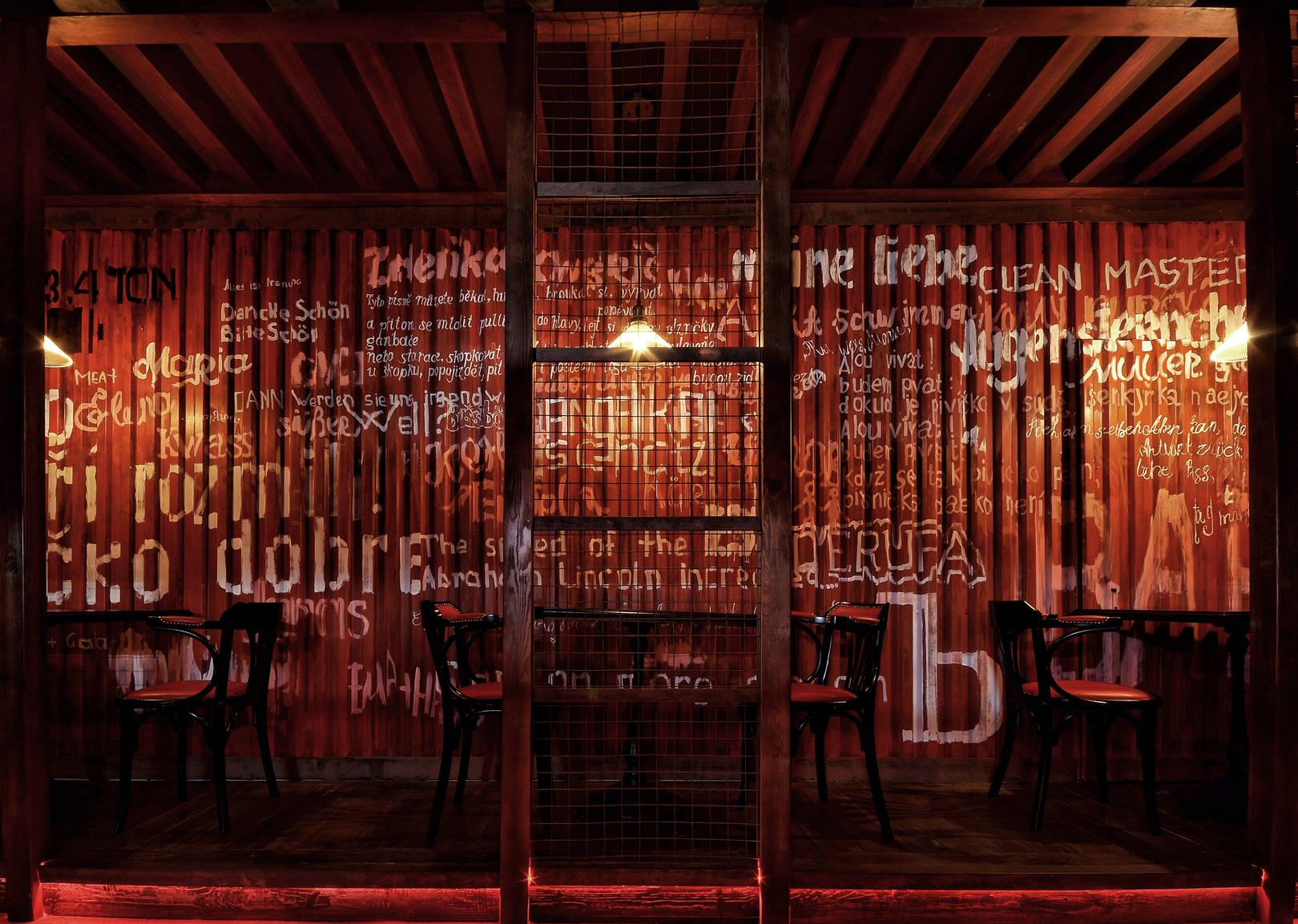 ARTPUB дизайн интерьера от ALLARTSDESIGN