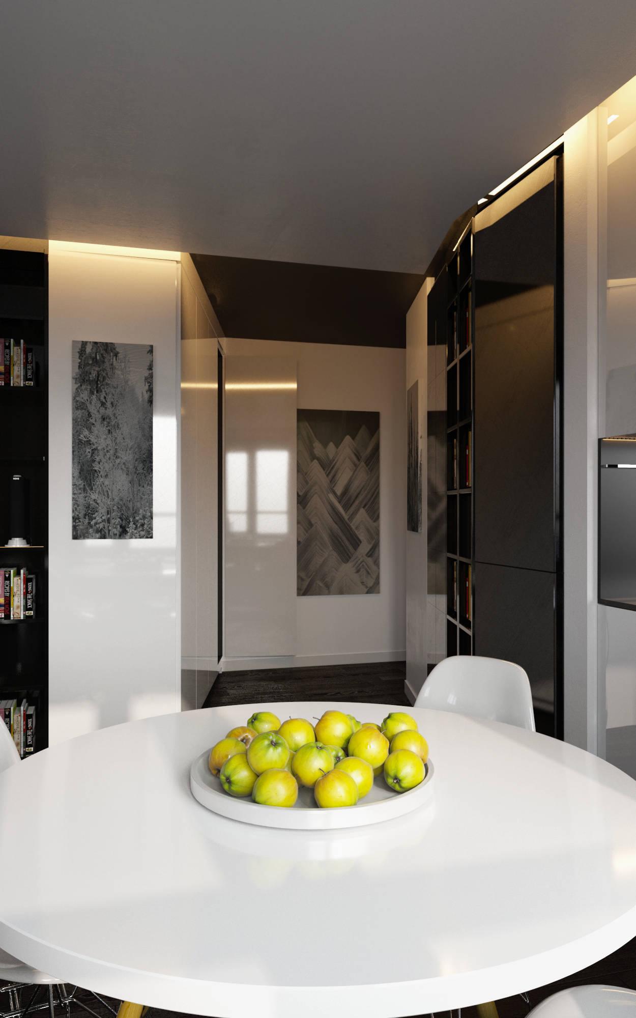 Kitchen&apples&coffee