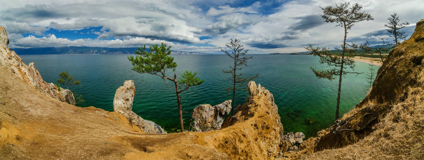 Панорамы Байкала