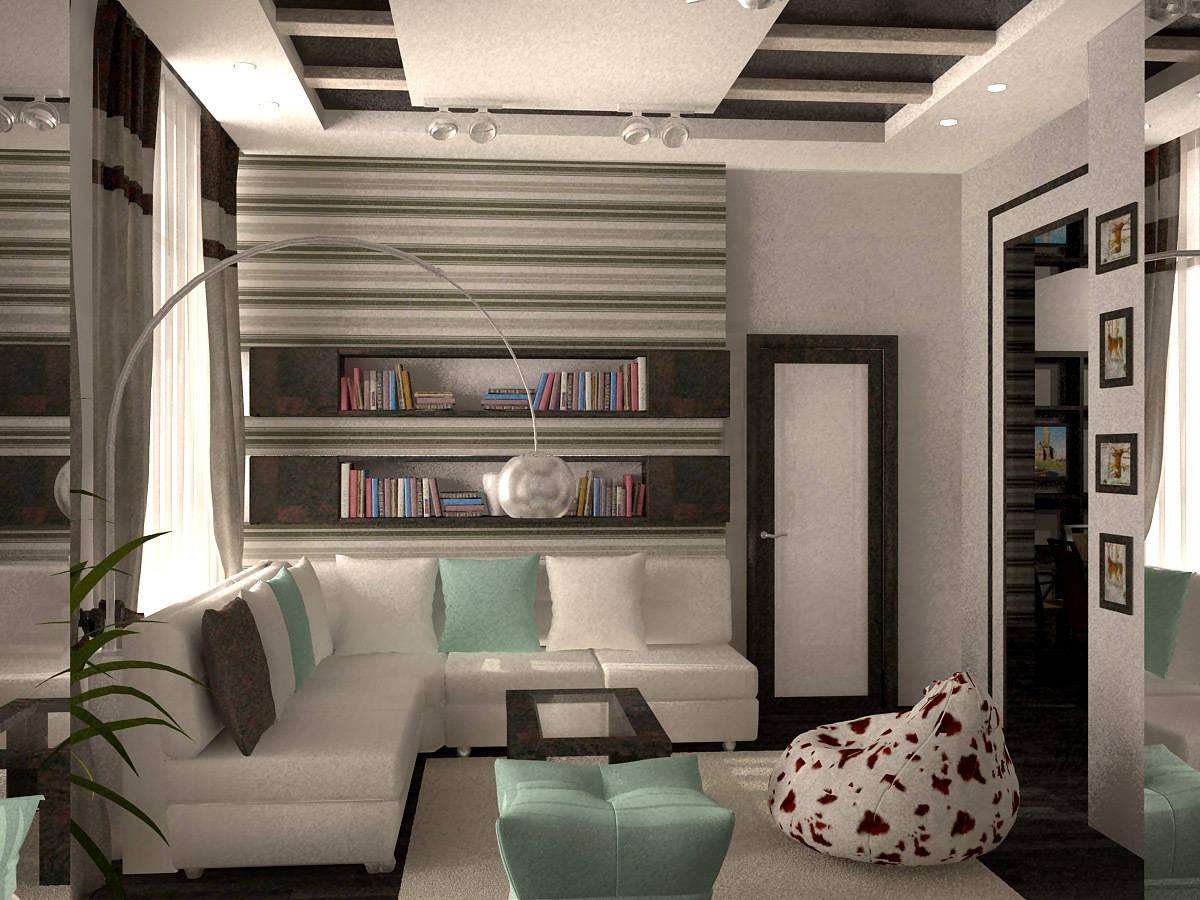 Дизайн интерьеров. Красивое пространство-доступно