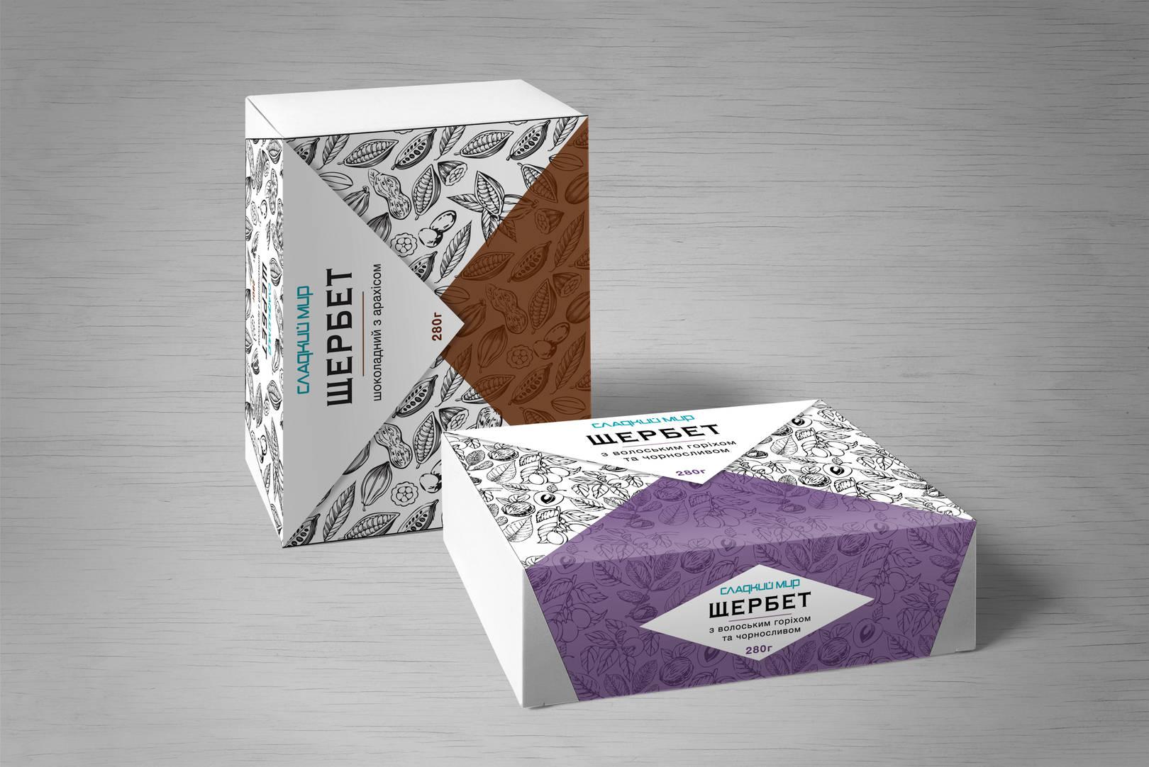"""Series package """"Sherbet"""""""