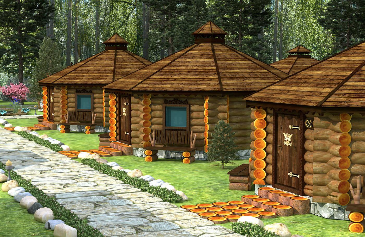 туристический комплекс Горный Алтай
