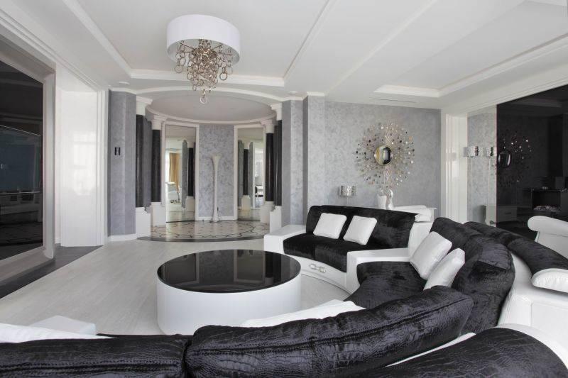 Luxury apartment in the Ekaterinburg