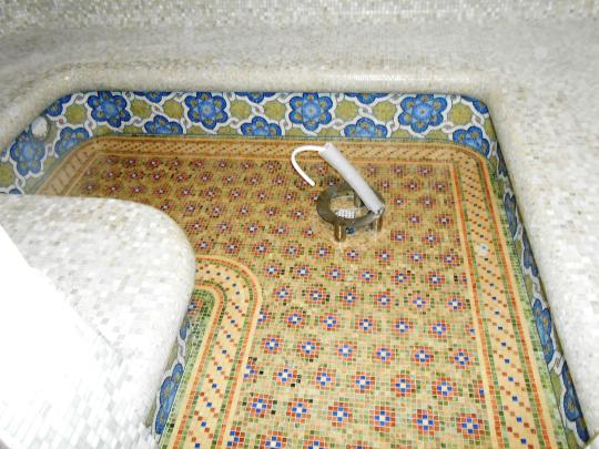 сиденья хамама