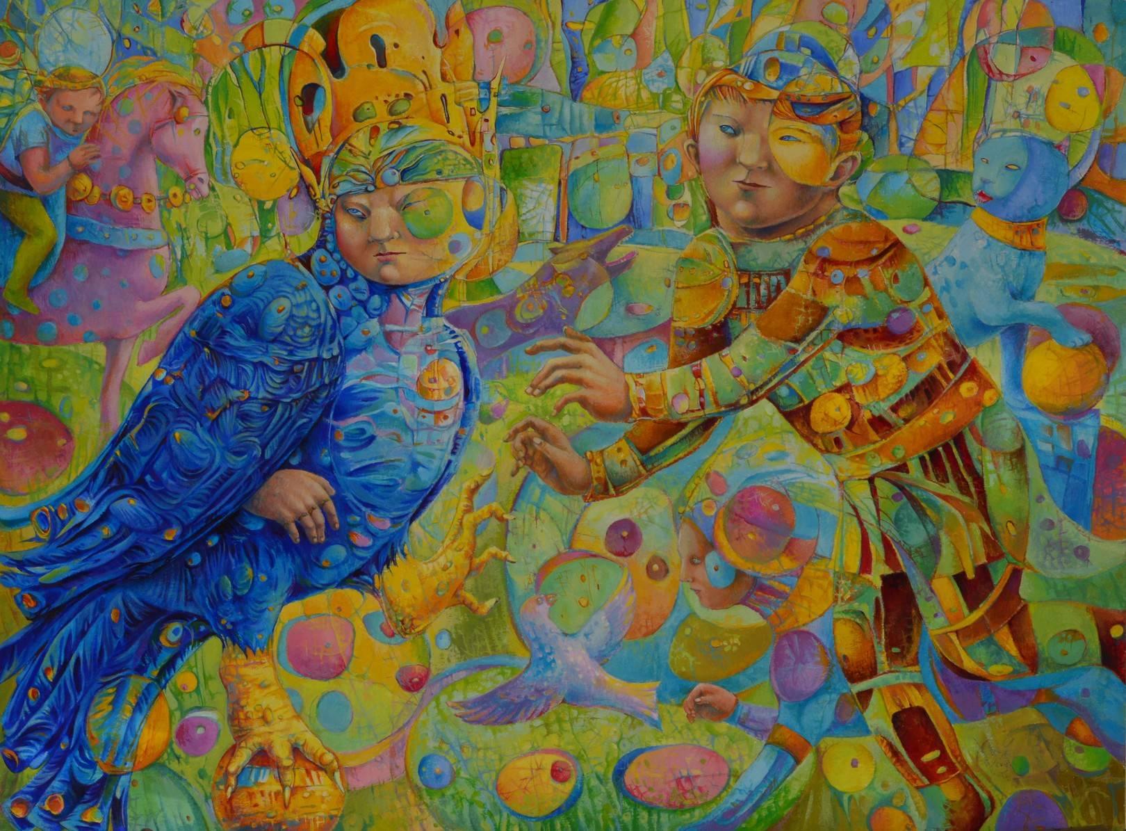 """""""Вечность"""", 2009"""