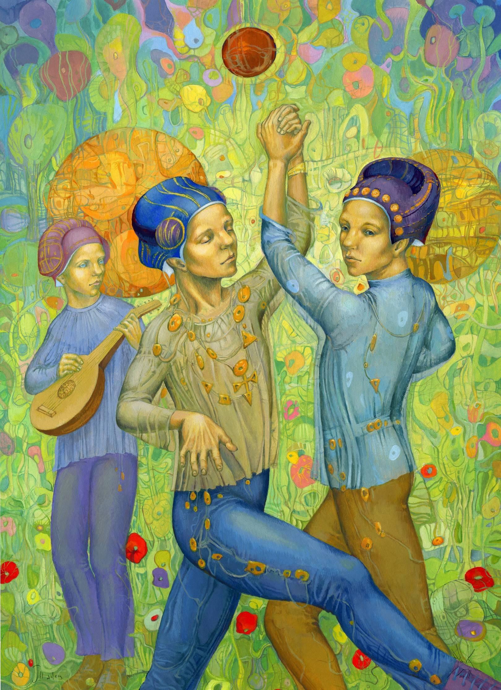 Танец, 2011
