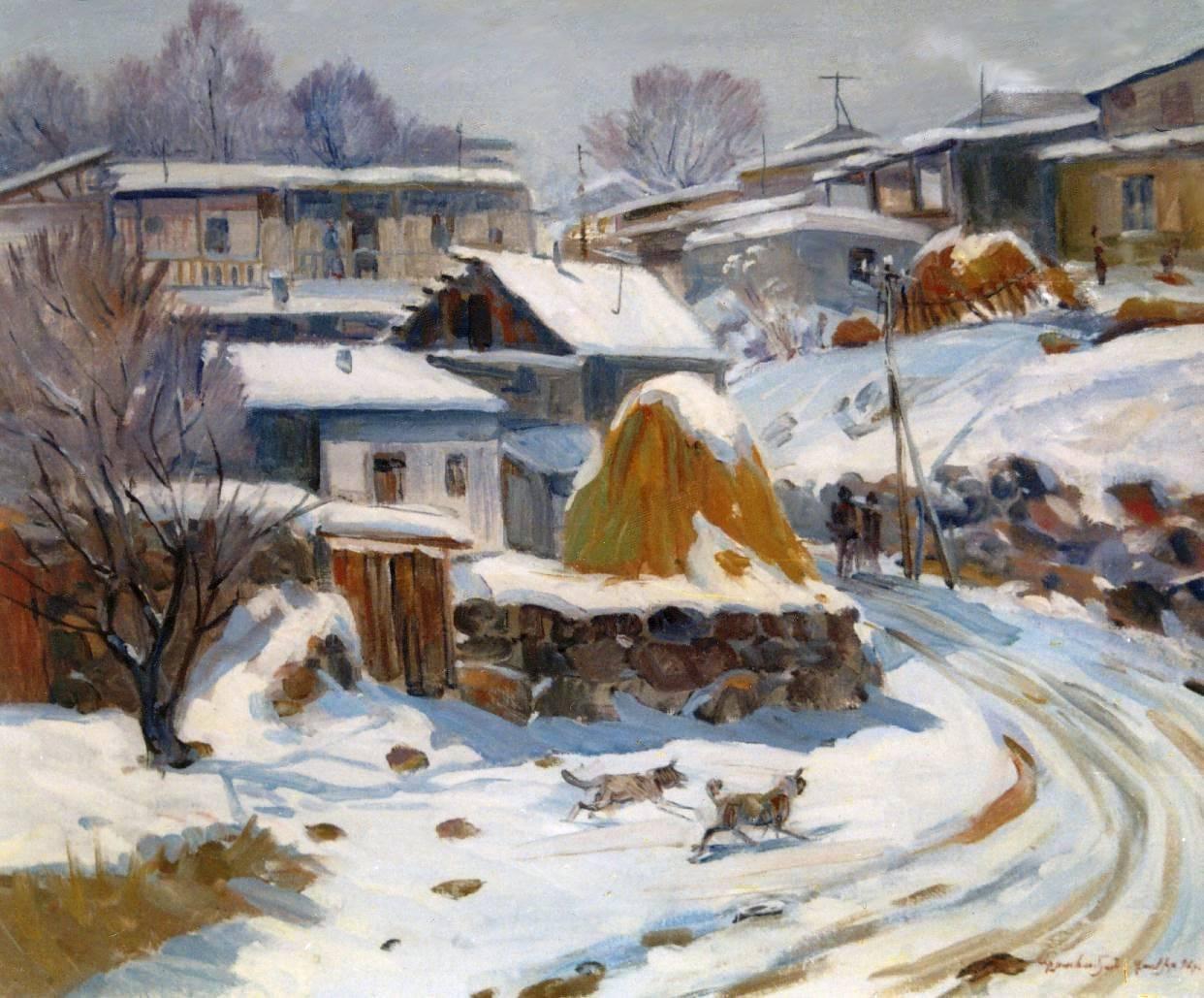 Абрамян Давид Арамаисович