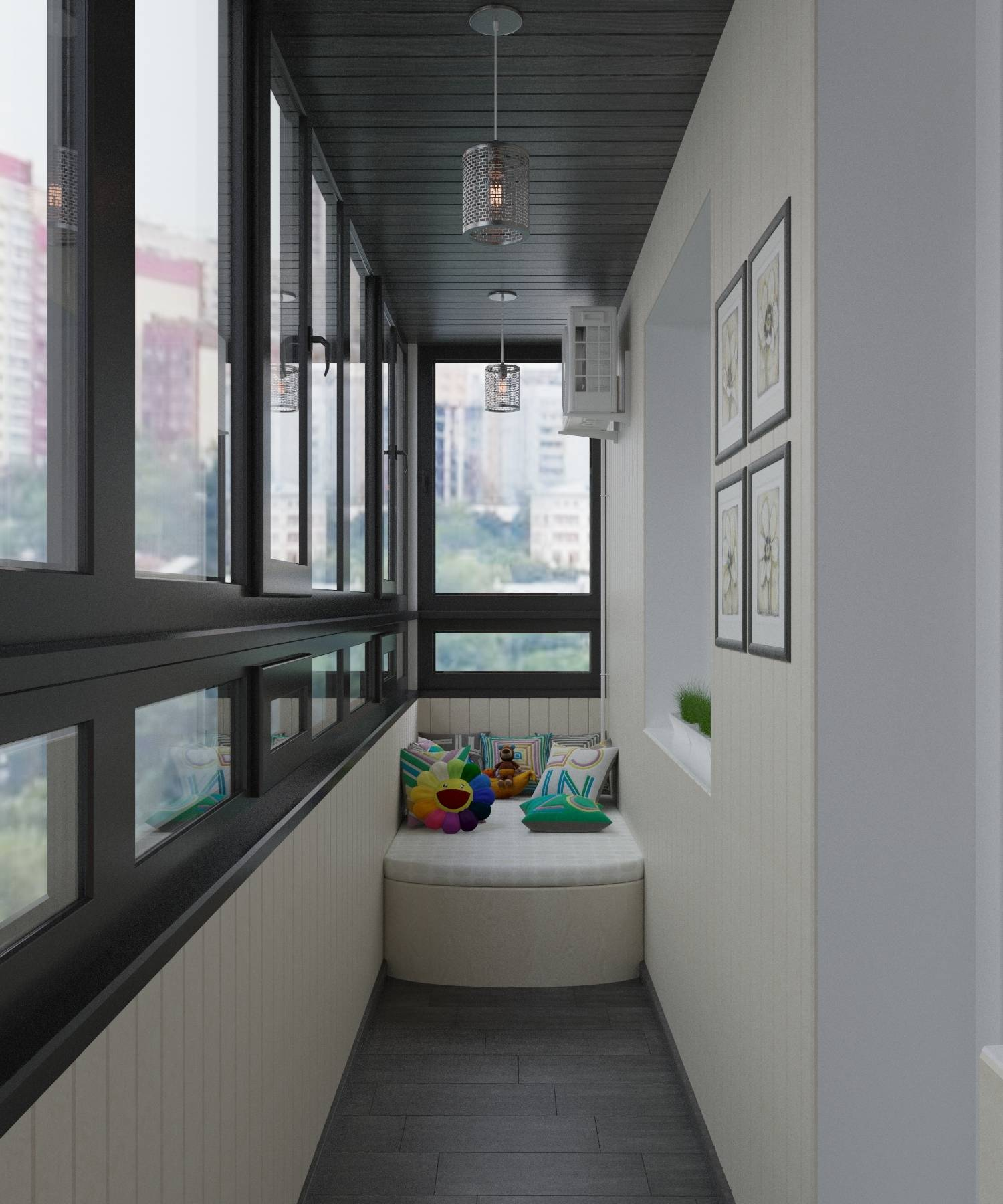 двухкомнатная квартира в Новосибирске