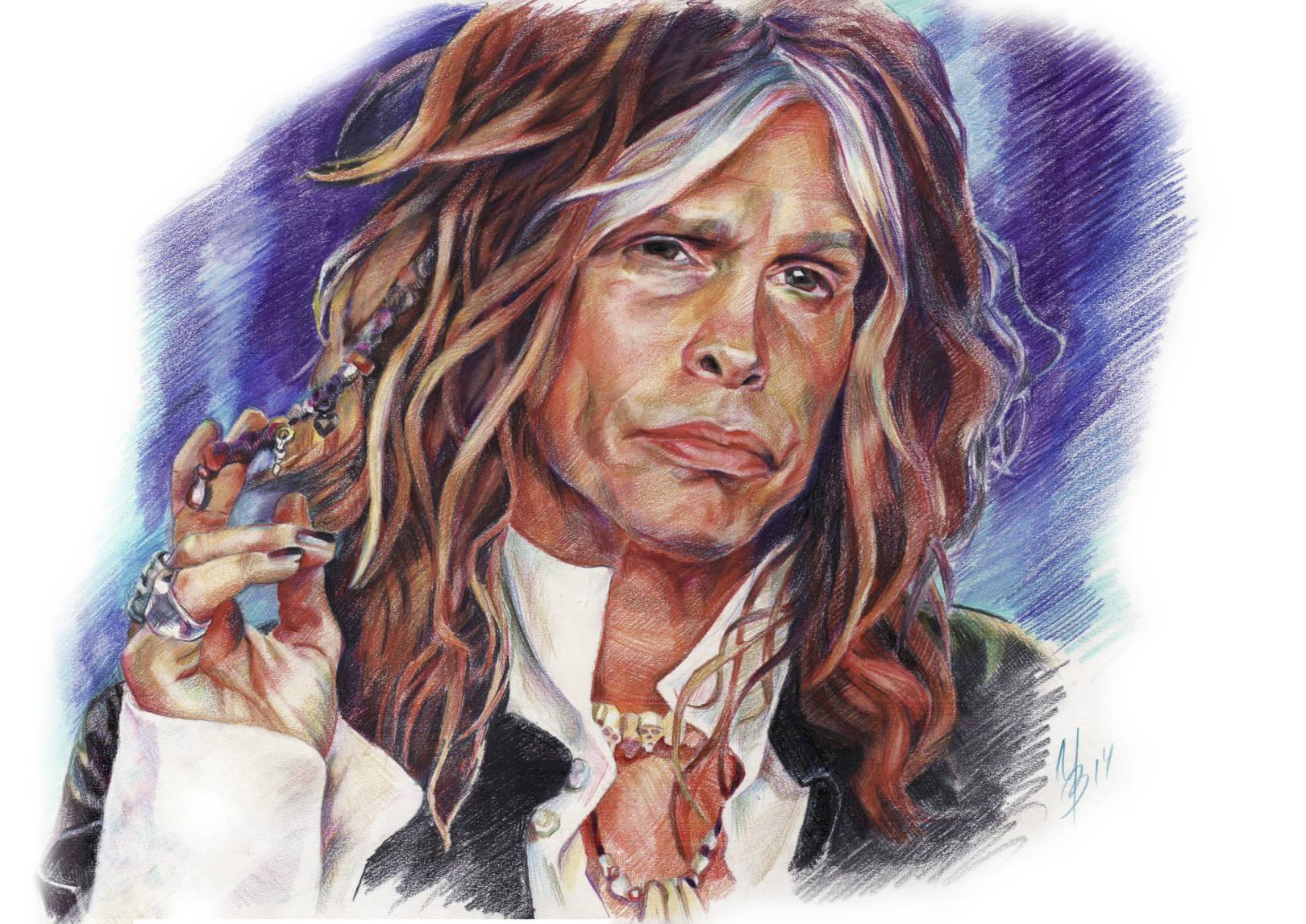 """Steven Tyler """"Aerosmith"""""""