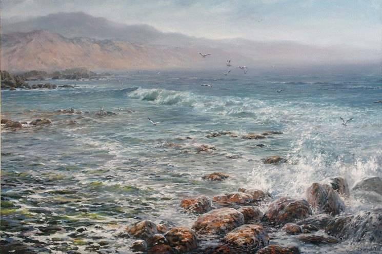 Где моря шум и чаек крик