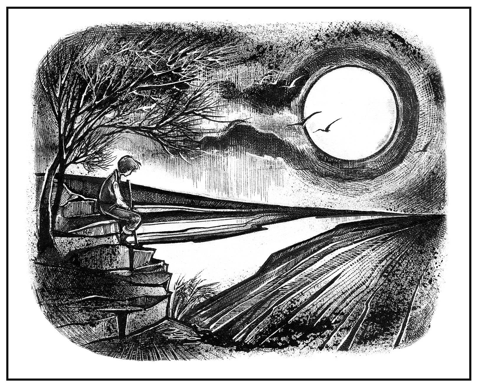 """Н. Н. Холодный. Роман """"Борьба миров"""" научная фантастика 1900"""