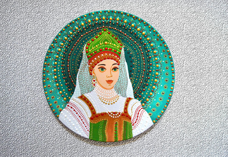 Декоративное панно на стену.