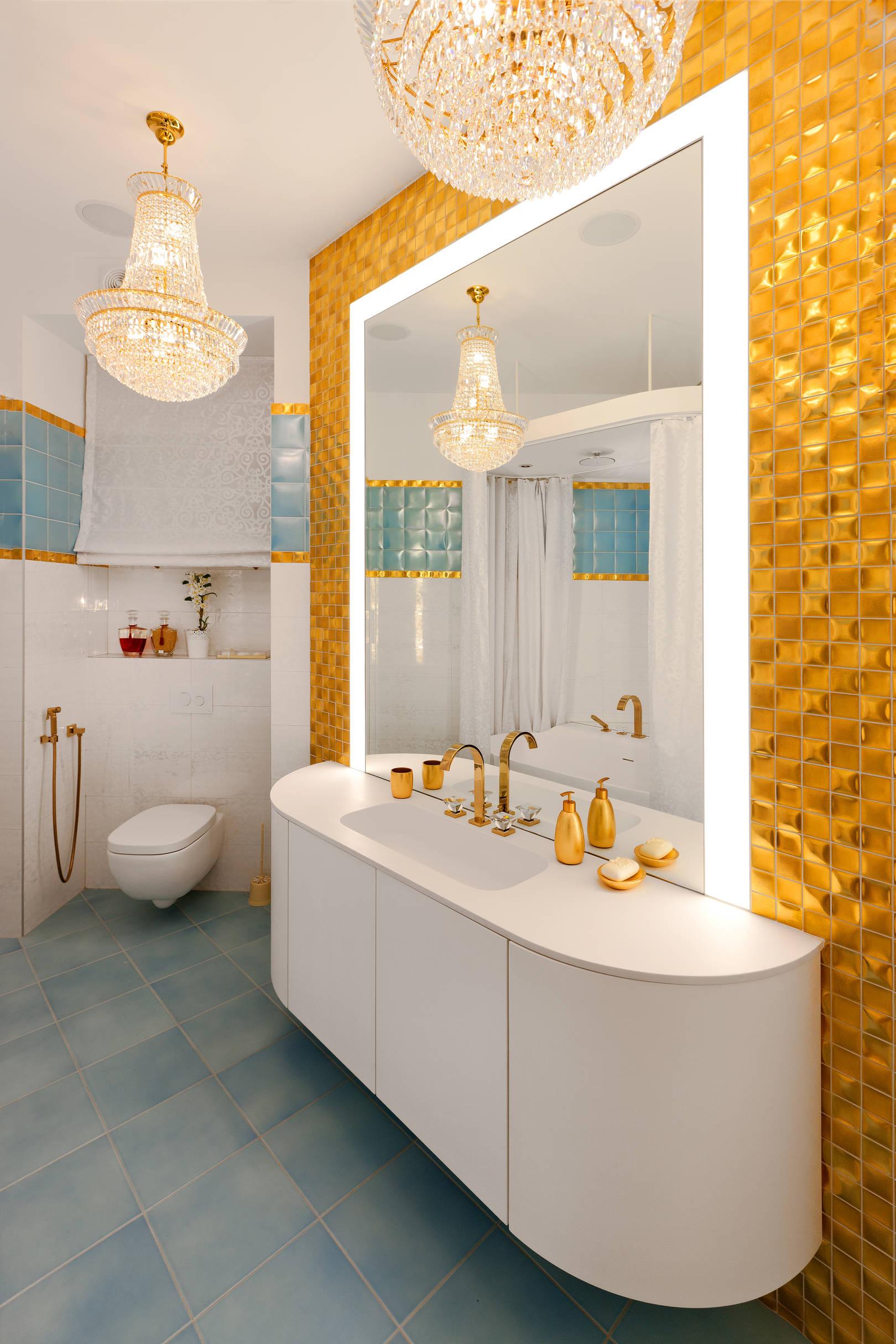 Ванная при спальне 6,7 кв.м