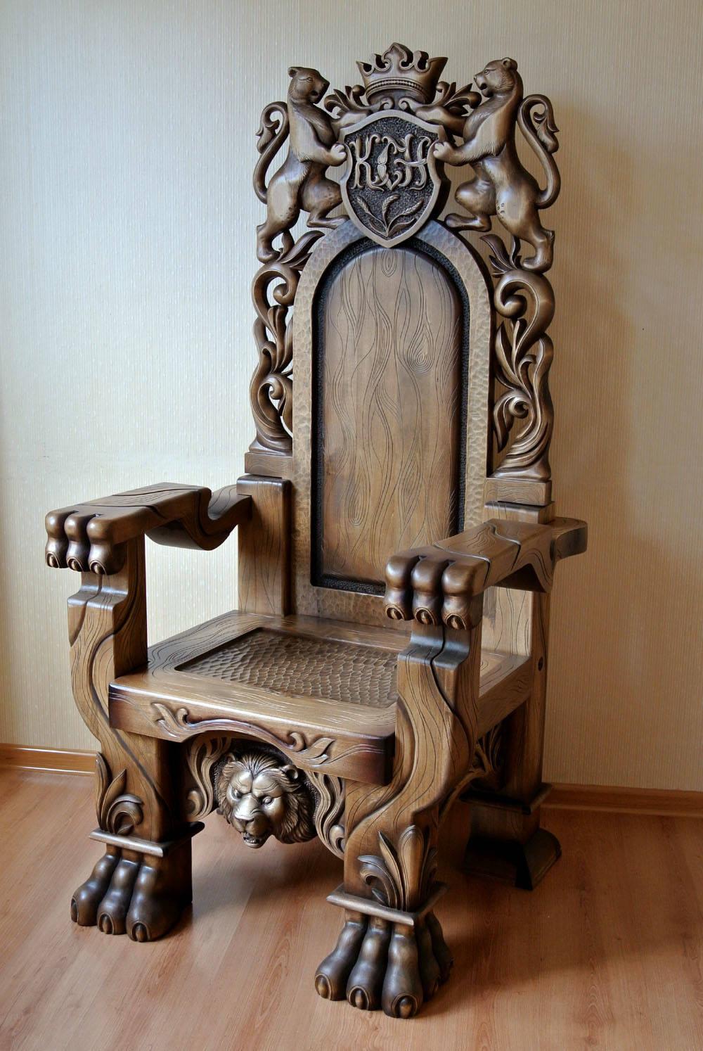 трон 170х100