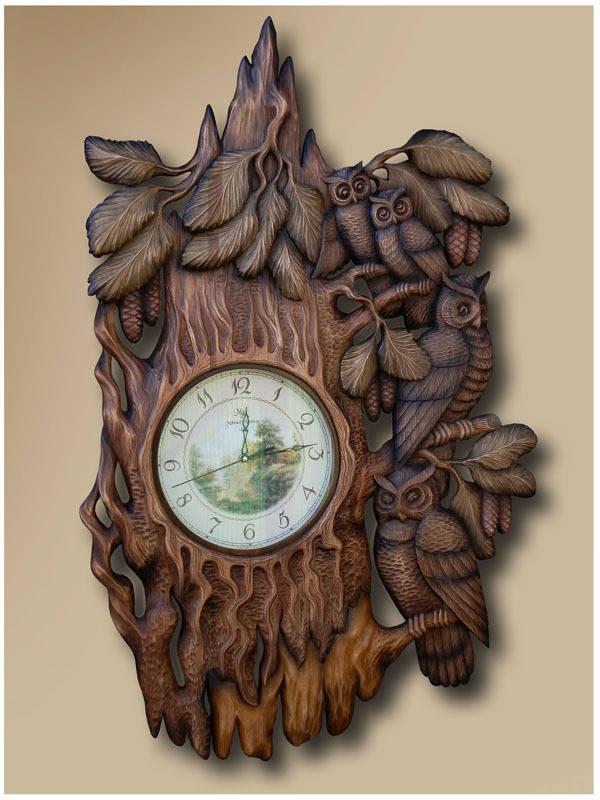 часы совы
