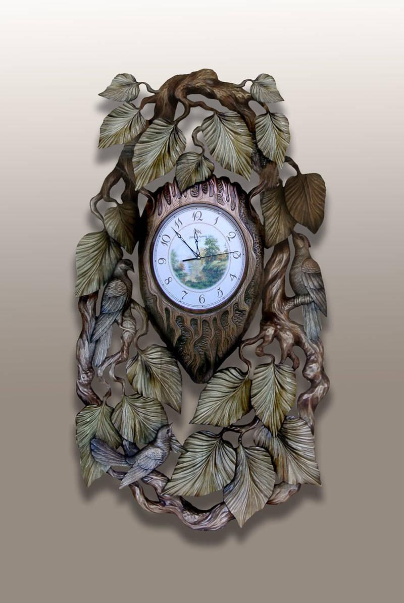 часы лесные