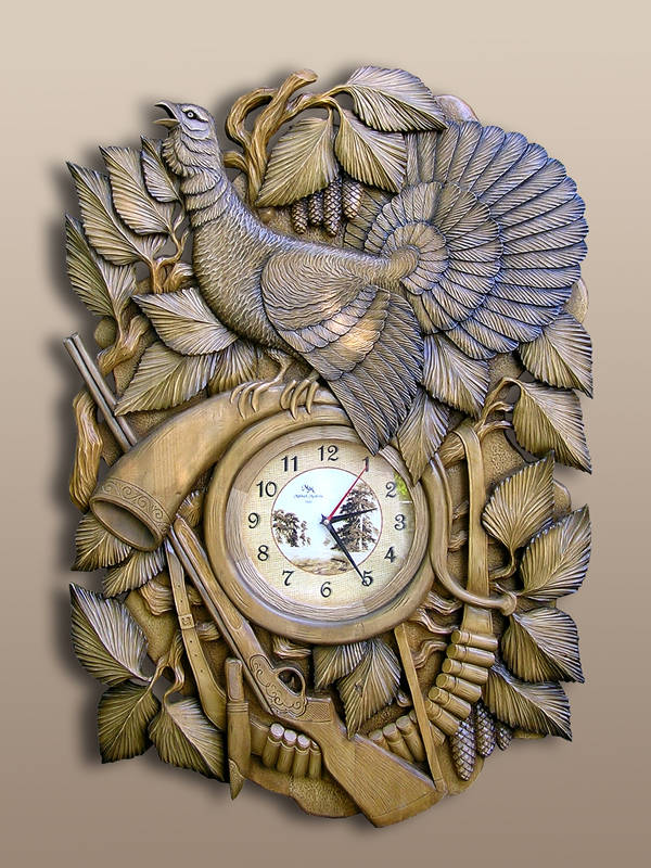 часы охотничьи