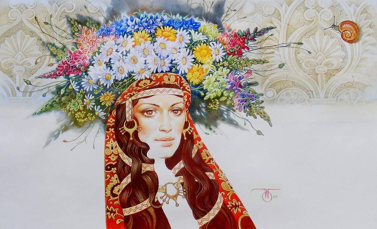 """Времена года"" Июнь"