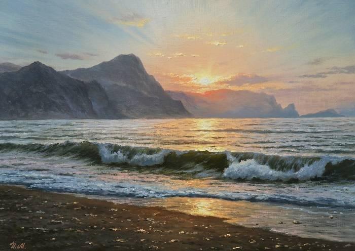 Сон о море (Dream about the sea)