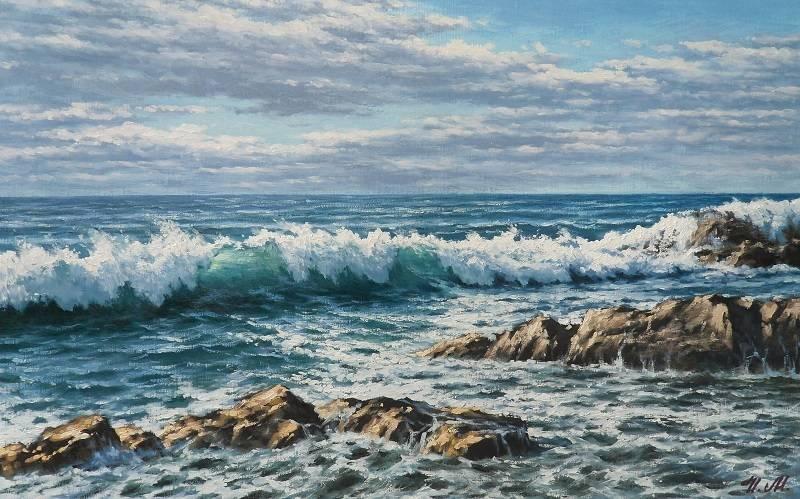 Изумрудные волны Атлантики (Emerald waves of the Atlantic)