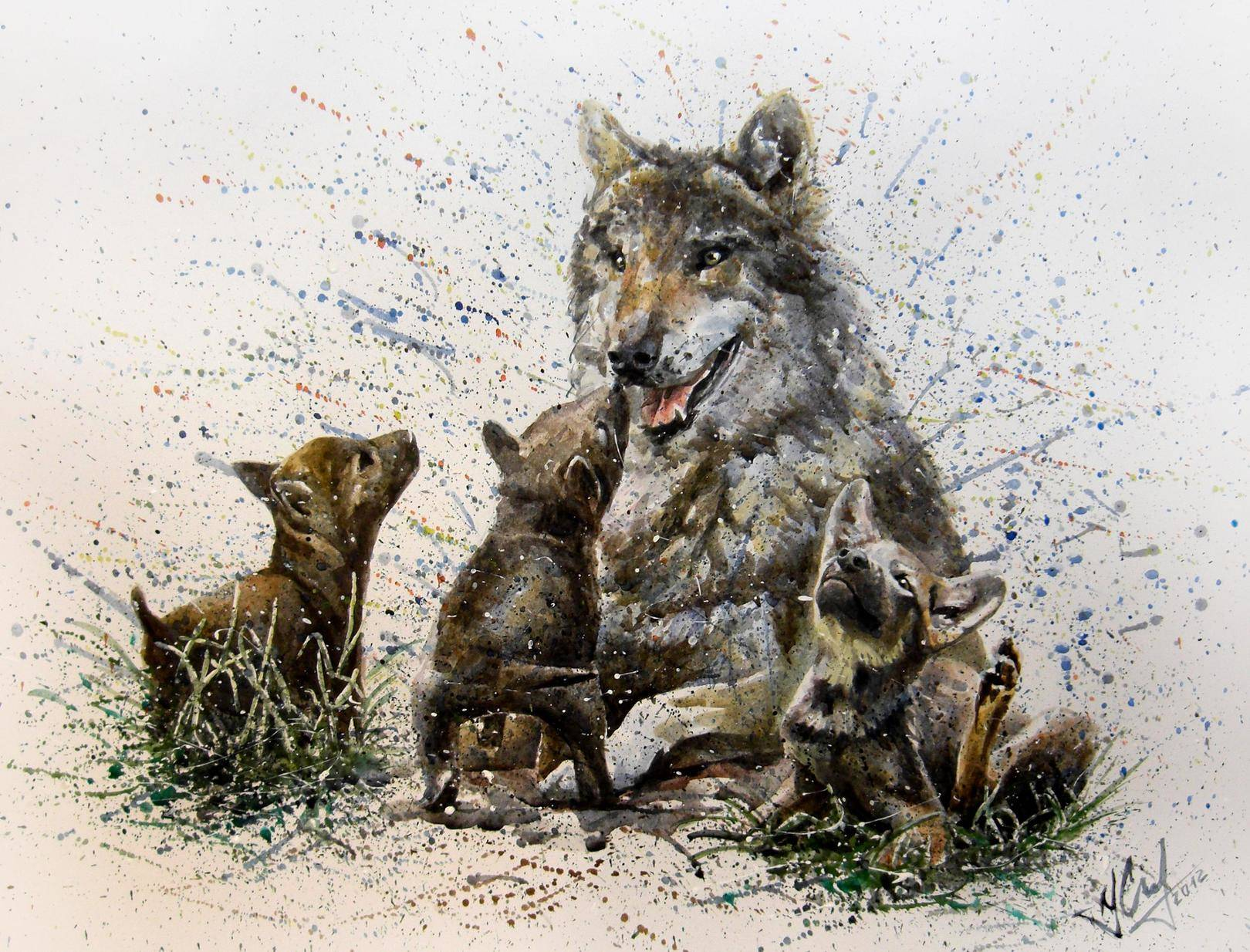 Wolfs family