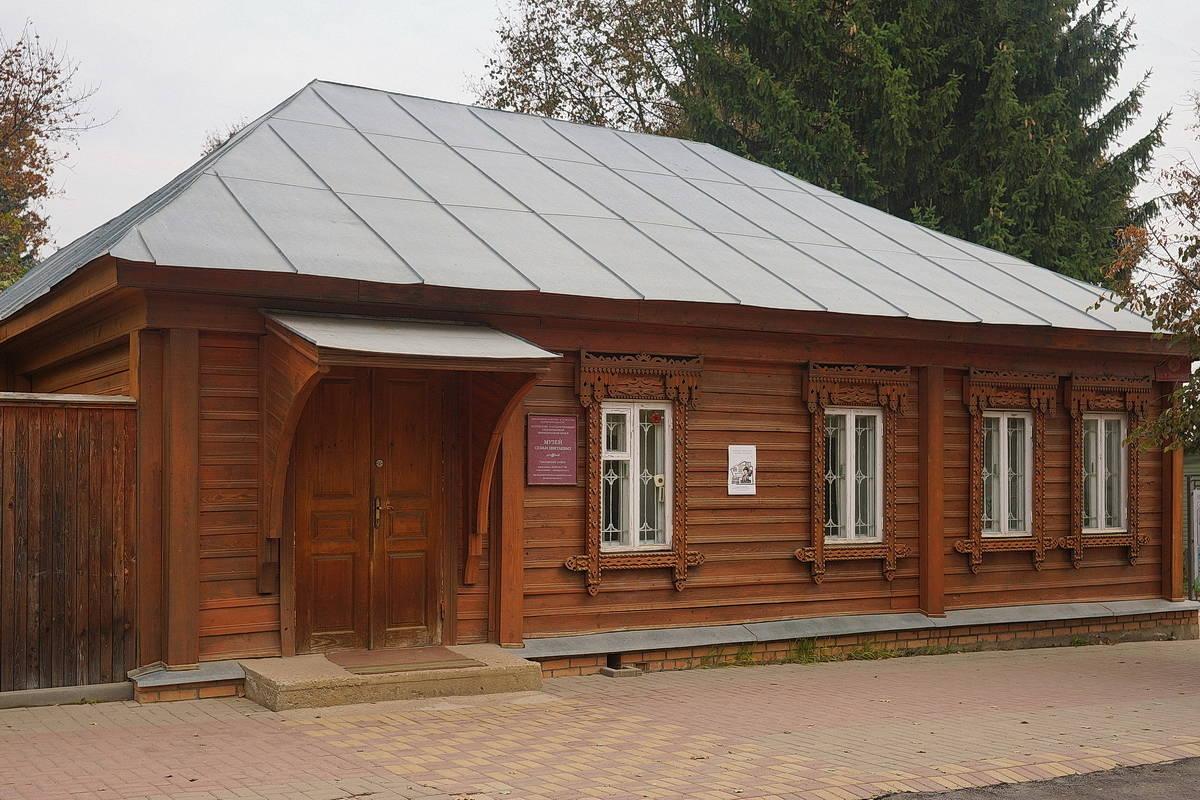 Дом-музей Цветаевых.