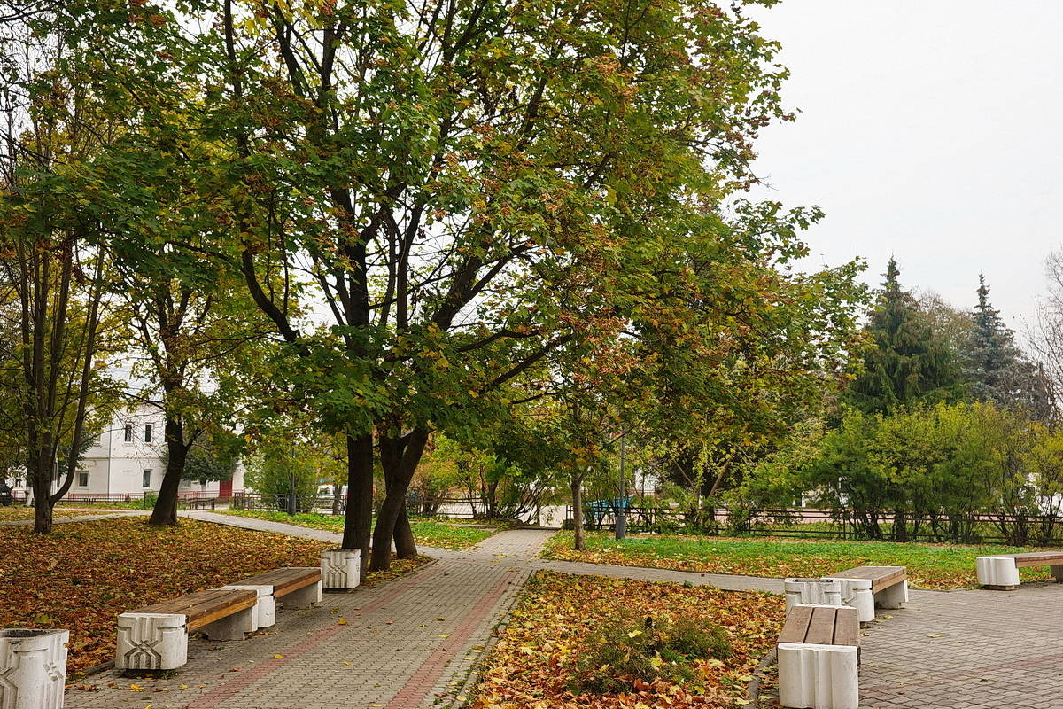 Парк М. Цветаевой.