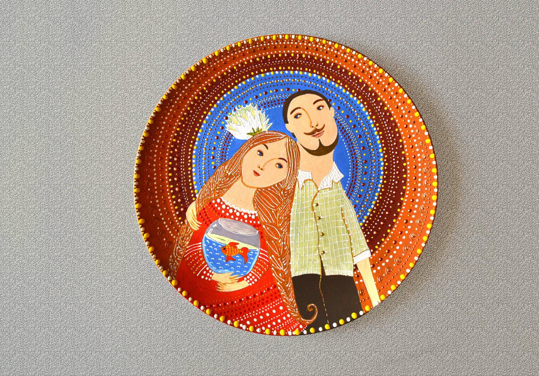 По мотивам белорусской художницы Анны Силивончик.