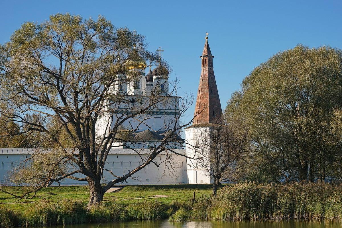 Иосифо-Волоцкий монастырь. Духовное наследие России.