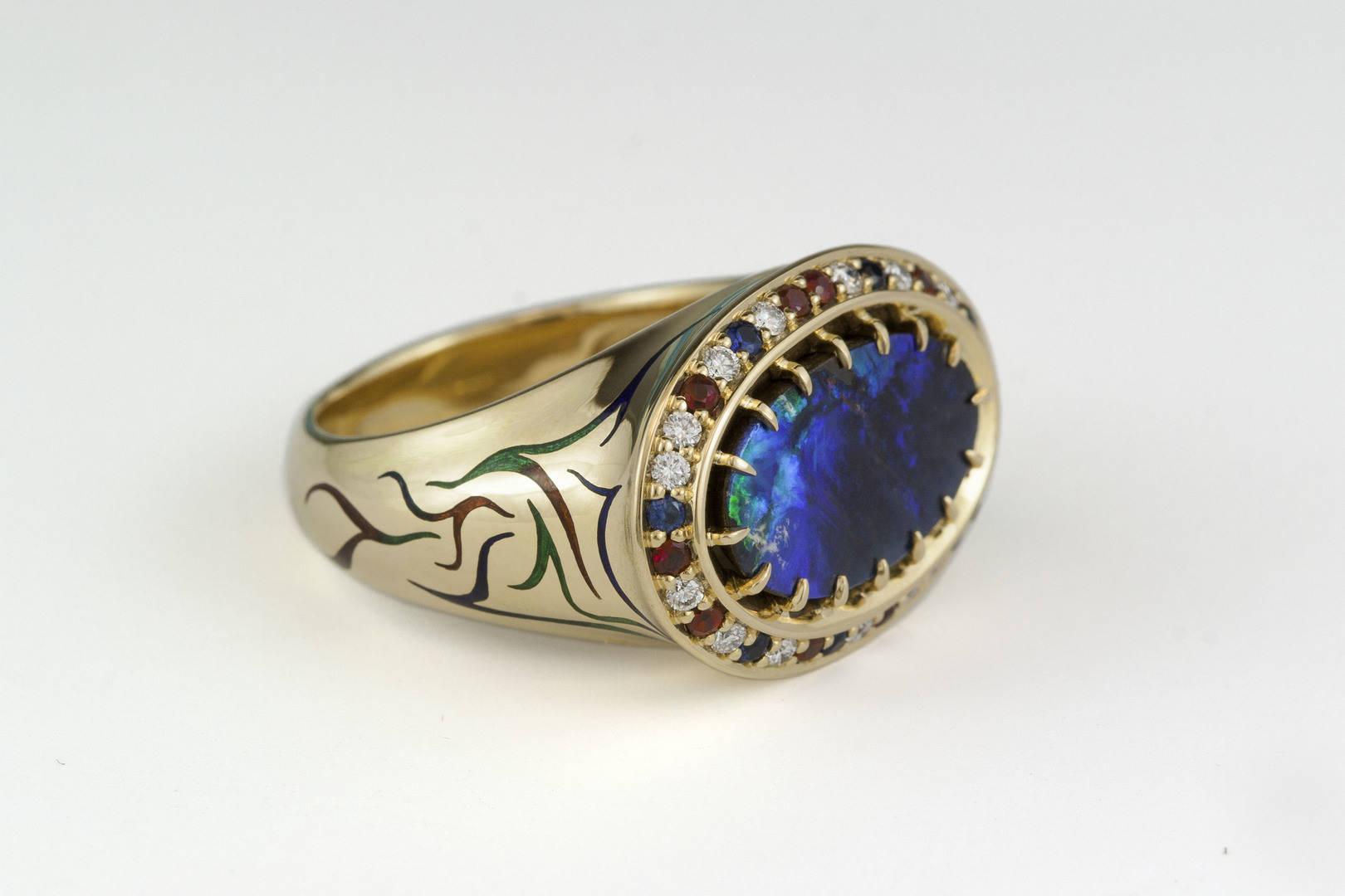 кольцо Джанда