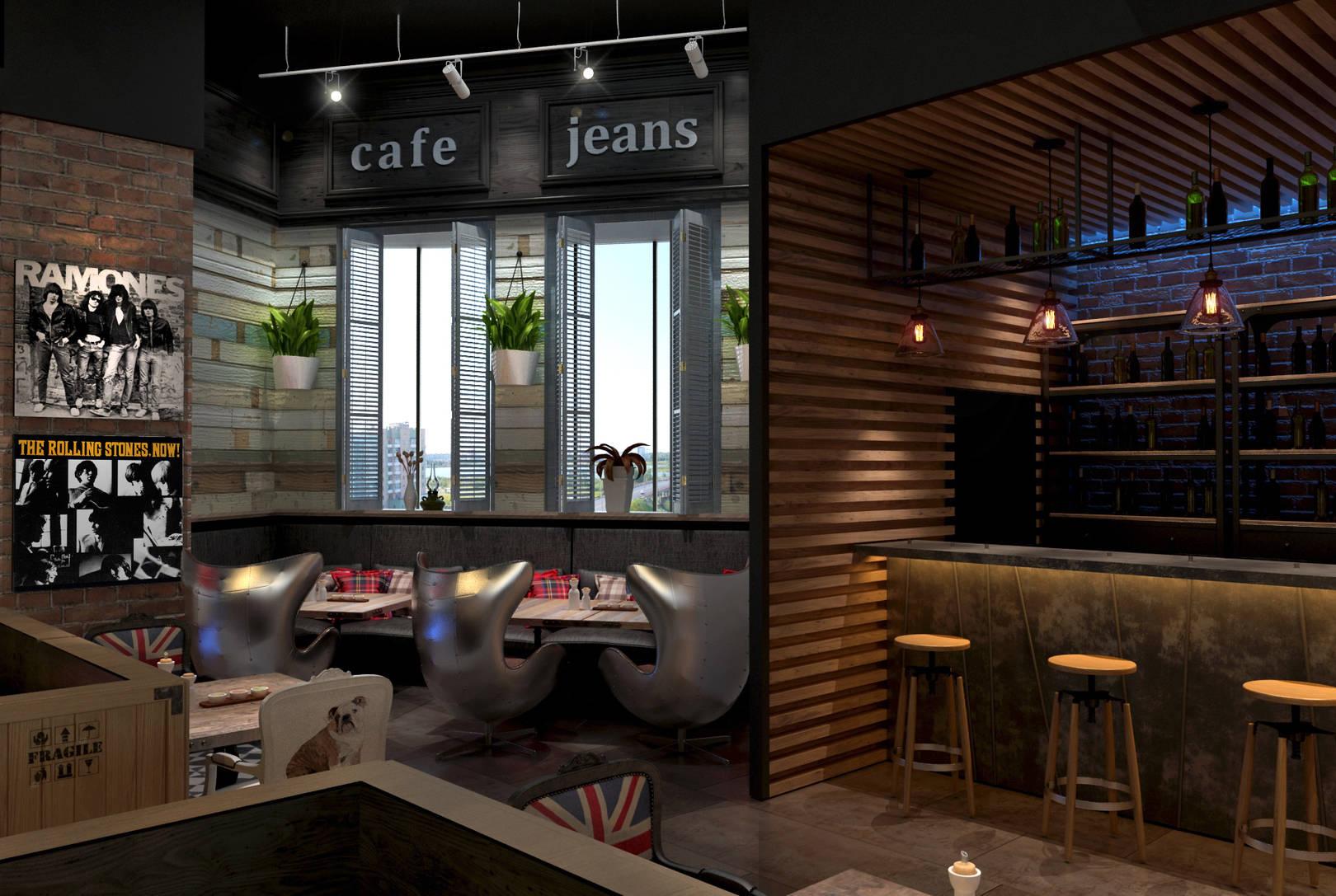 кафе ресторан Джинс