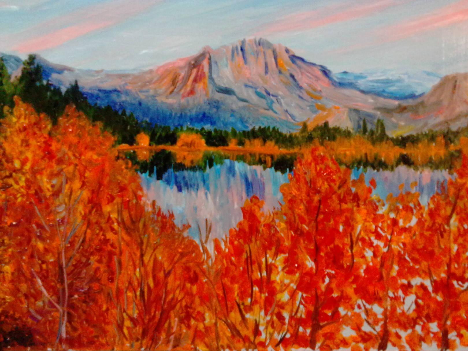 Осень в горах 3