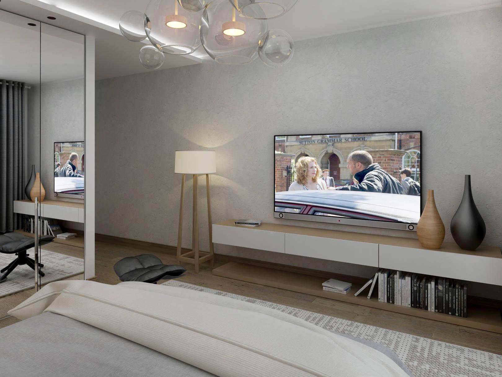 дизайн проект шестикомнатной квартиры